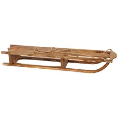 Rustic Wooden Sledge