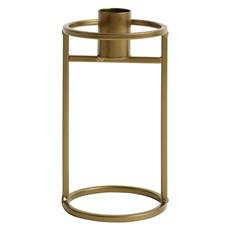 Metal Gold Candle Holder - Medium