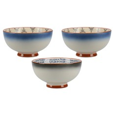 Drift Small Bowls (Set of 3)