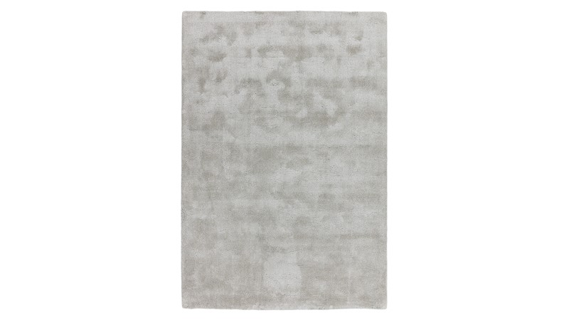 Aran Rug - Feather Grey