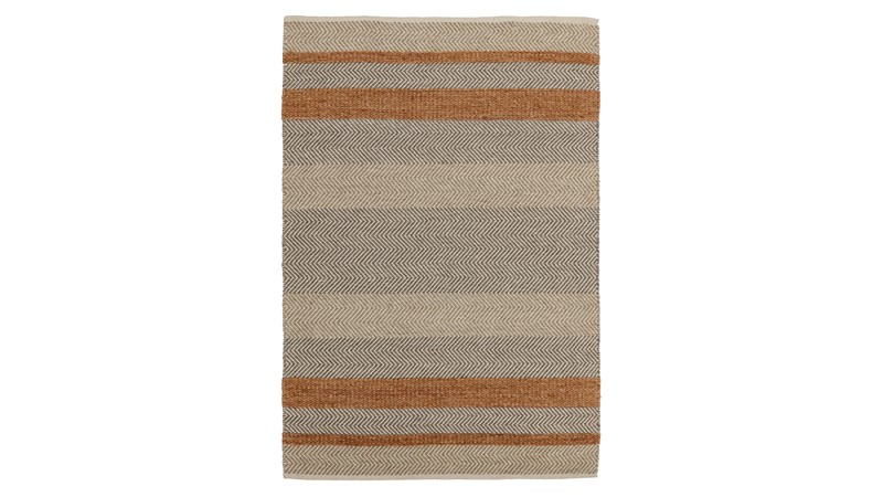 Fields Rug - Coral