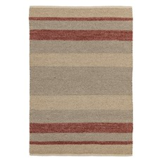 Fields Rug - Red