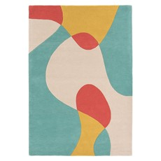 Matrix Rug - Arc Bright