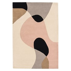Matrix Rug - Arc Pastel
