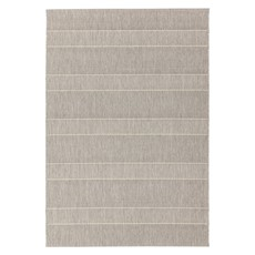 Patio Rug - Beige Stripe