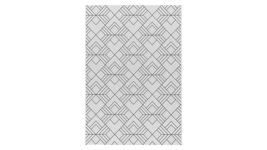Patio Rug - Deco Ivory