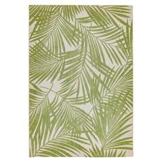 Patio Rug - Green Palm