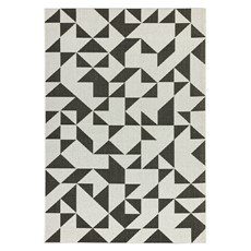 Patio Rug - Mono Flag