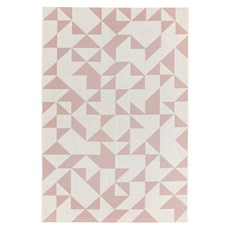 Patio Rug - Pink Flag