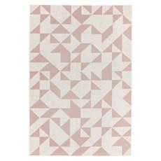 Patio Rug - Pink Flag