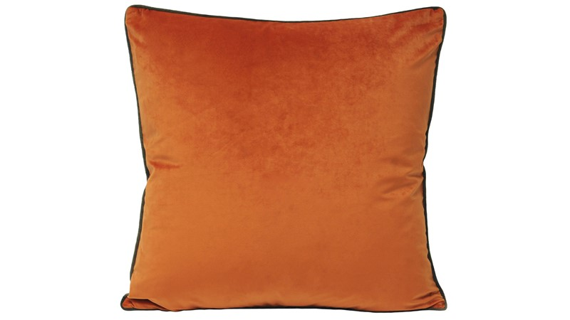 Meridian Cushion - Tiger & Mocha