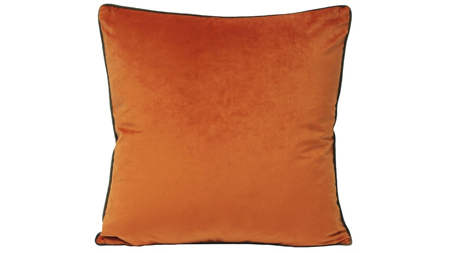 Meridian Cushion - Tiger & Mocha