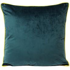 Meridian Cushion - Teal & Cylon