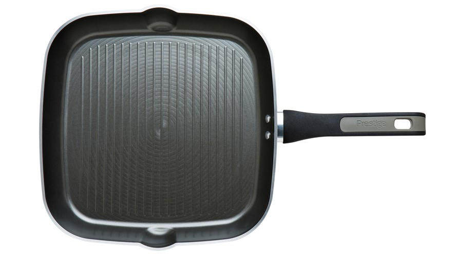 Prestige Duraforge 28cm Square Grill Pan