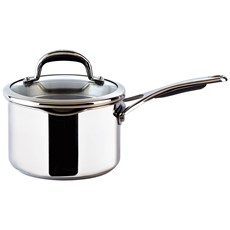Prestige Select Stainless Steel 18cm Saucepan