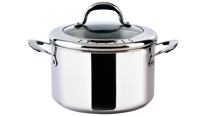 Prestige Select Stainless Steel 24cm Stockpot