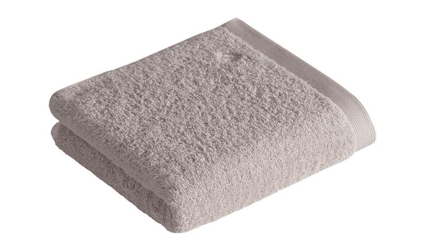 Vossen High Line Hand Towel - Pearl Grey