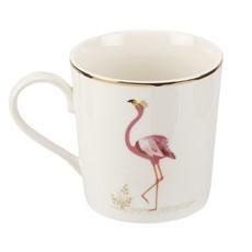 Sara Miller Flamboyant Flamingo Piccadilly Mug