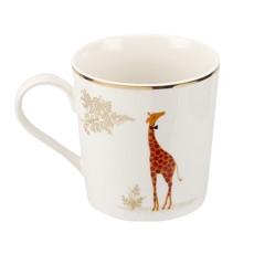 Sara Miller Genteel Giraffe Piccadilly Mug