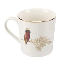 Sara Miller Opulent Owl Piccadilly Mug