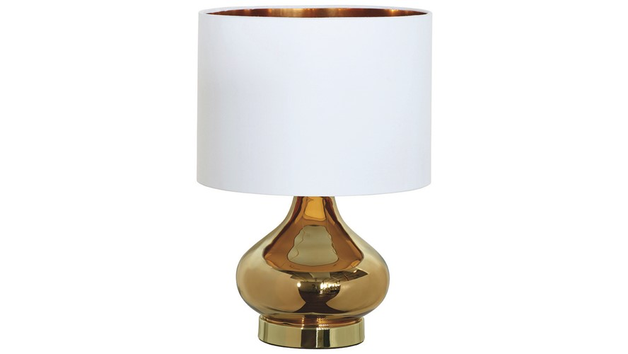 Clarissa Table Lamp - Gold