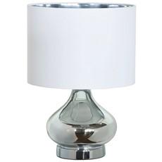 Clarissa Table Lamp - Chrome