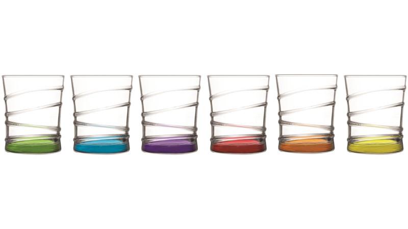 LAV Shot Glasses - Set 6