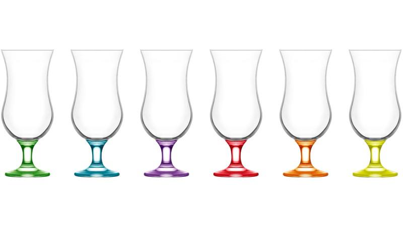 LAV Cocktail Glasses - Set 6