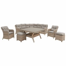 Oklahoma Corner Garden Furniture Set