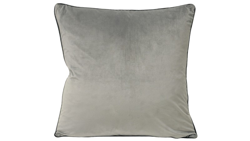 Meridian Cushion - Dove Charcoal