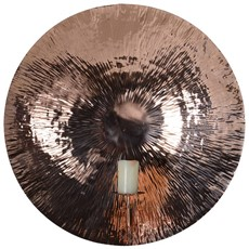 Sconce Large Wall Art - Copper