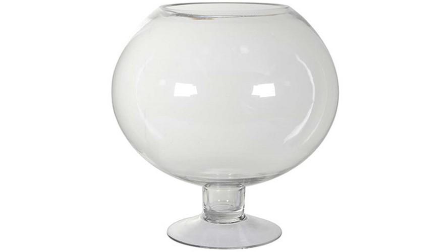 Open Glass Globe Jar - Large