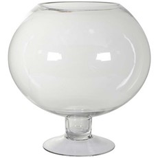 Open Glass Globe Jar - Large