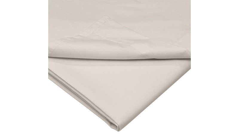 500 Thread Count Housewife Pillow Case Pair - Ivory