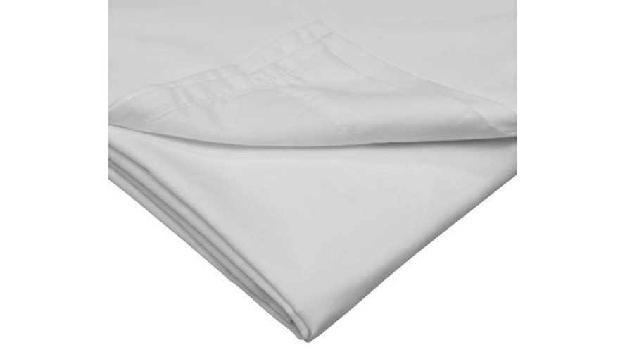500 Thread Count Housewife Pillow Case Pair - Platinum