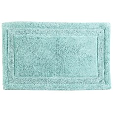 Christy Camden Bath Mat - Aqua
