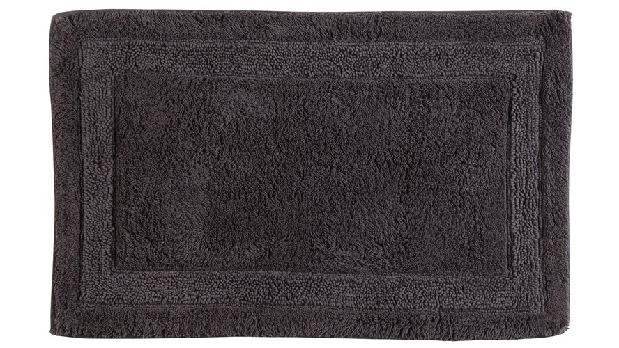 Christy Camden Bath Mat - Steel