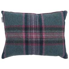 Bronte Glen Derry Rectangular Cushion - Teal