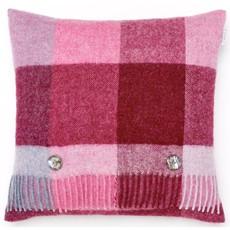 Bronte Rome Cushion - Pink Aqua
