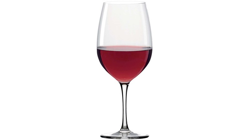 Red Wine Glasses - Set of 6