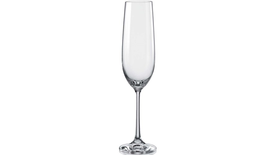 Flute Glasses - Set of 6