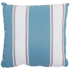 Curiosity Blue 30cm Square Cushion