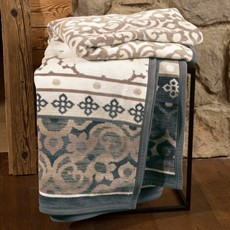 Assuan Jacquard Blanket