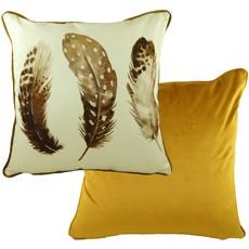 Square Cushion - Gold
