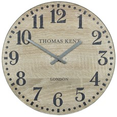 Wharf Map Wall Clock