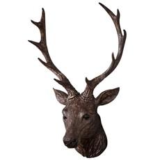 Ambrose Stag Head - Bronze