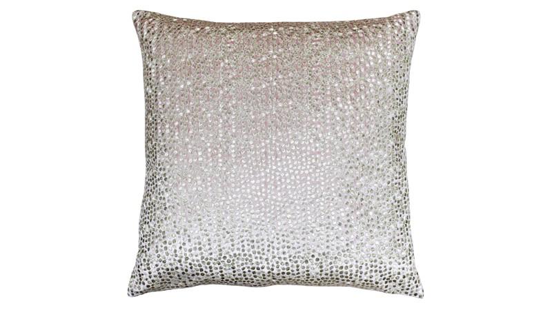 Galaxy Square Cushion - Blush
