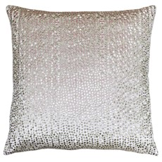 Galaxy Square Cushion - Blush