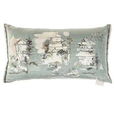 Voyage Nippon Rectangular Cushion