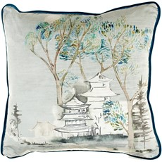 Voyage Kyoto Square Cushion